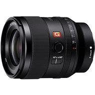 Sony FE 35 mm f/1,4 GM - Objektív