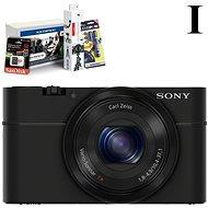 SONY DSC-RX100 + Alza Foto Starter Kit - Digitálny fotoaparát