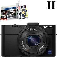 SONY DSC-RX100 II + Alza Foto Starter Kit - Digitálny fotoaparát