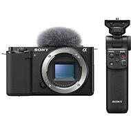 Sony Alpha ZV-E10 telo + Grip GP-VPT2BT - Digitálny fotoaparát