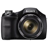 Sony CyberShot DSC-H300 čierny - Digitálny fotoaparát