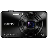 Sony CyberShot DSC-WX220 čierny - Digitálny fotoaparát