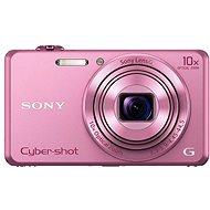 Sony CyberShot DSC-WX220 ružový - Digitálny fotoaparát
