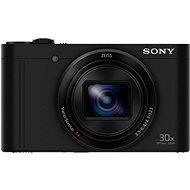 Sony CyberShot DSC-WX500 čierny - Digitálny fotoaparát