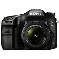 77ee893e1 Sony Alpha A68 + objektív 18 – 55 mm II - Digitálny fotoaparát