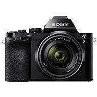 Sony Alpha A7 + objektív 28-70mm - Digitálny fotoaparát