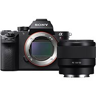 Sony Alpha A7R II telo + objektív FE 50 mm f/1,8 - Digitálny fotoaparát