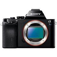Sony Alpha A7s telo - Digitálny fotoaparát
