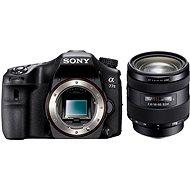 SONY Alpha 77M II + objektív 16–50 mm - Digitálny fotoaparát