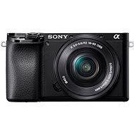 Sony Alpha A6100 černý + 16-50mm f/3.5-5.6 OSS SEL - Digitálny fotoaparát