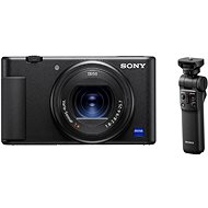 Sony ZV-1 + Grip GP-VPT2BT - Digital Camera