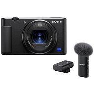 Sony ZV-1 + Mikrofon ECM-W2BT