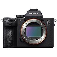 Sony Alpha A7 III telo - Digitálny fotoaparát