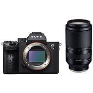 Sony Alpha A7 III + TAMRON 70–180 mm f/2,8 Di III VXD