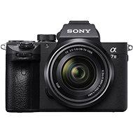 Sony Alpha A7 III + FE 28–70 mm OSS - Digitálny fotoaparát