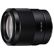 Sony FE 35 mm f/1,8 - Objektív