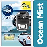 AMBI PUR Car Ocean Mint 7 ml, komplet, strojček s náplňou - Vôňa do auta