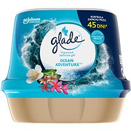 GLADE Fragrant Gel for the Bathroom - Ocean Adventure 180g - Air Freshener