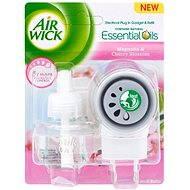 AIRWICK Essential Oils Magnólia a kvety čerešní, strojček + náplň 19 ml - Osviežovač vzduchu