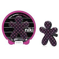 Mr&Mrs Fragrance Niki - Pink Jasmine (Anti tobacco) - Vôňa do auta
