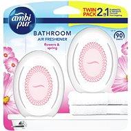 Ambi Pur Bathroom Flowers and Spring 2 pcs - Air Freshener