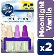AMBI PUR 3Volution Moonlight Vanilla vonná náplň do odparovača 2 x 20 ml - Osviežovač vzduchu