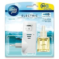 AMBI PUR Elekctric Ocean Mist strojček s náplňou 20 ml - Osviežovač vzduchu