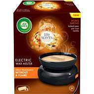 AIRWICK Wax Melt Elektrický ohrievač vosku Zvarované víno pri krbe 33 g - Osviežovač vzduchu