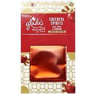 GLADE Discreet Cozy Apple & Cinnamon 8 g - Osviežovač vzduchu