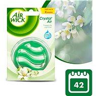 AIR WICK Crystal Air Biele kvety frézie 6,5 g - Osviežovač vzduchu