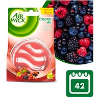 AIR WICK Crystal Air Lesné plody 6,5 g - Osviežovač vzduchu