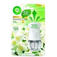 AIRWICK Electric komplet Biele kvety frézie 19 ml - Osviežovač vzduchu