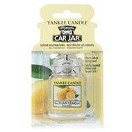 YANKEE CANDLE Car Jar - Sicilian Lemon - Vôňa do auta