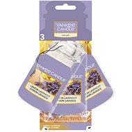 YANKEE CANDLE Car Jar Lemon Lavender 3 ks