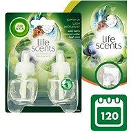 AIR WICK Electric náplň DUO Life Scents Svieži ostrov 2× 19 ml - Osviežovač vzduchu