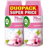 AIR WICK Freshmatic náplň DUO Pure Kvety čerešní 2× 250 ml - Osviežovač vzduchu