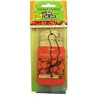 YANKEE CANDLE Car Jar Sweet Strawberry, Black Cherry, Kiwi Berries 3 ks