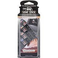 YANKEE CANDLE Black Coconut Vent Stick 4 ks - Vôňa do auta