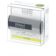 MILLEFIORI MILANO Icon Oxygen Grey - Vôňa do auta