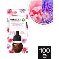 Botanica by Air Wick Electric náplň Exotická ruža a africká pelargónia 19 ml - Osviežovač vzduchu