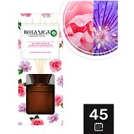 AIR WICK Botanica Exotická ruža a africká pelargónia 80 ml - Vonné tyčinky