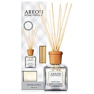 AREON Home Perfume Silver Linen 150 ml - Vonné tyčinky