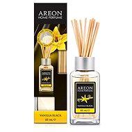 AREON Home Perfume Vanilla Black 85 ml - Vonné tyčinky