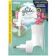 GLADE Electric Holder Exotic Tropical Blossoms 20 ml - Osviežovač vzduchu