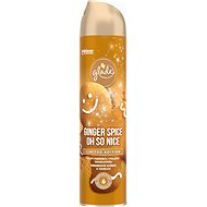 GLADE Aerosol Ginger Spice Oh So Nice 300 ml - Osviežovač vzduchu