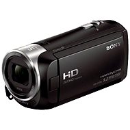 Sony HDR-CX240EB Black - Digital Camcorder