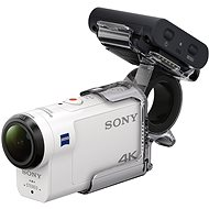 Sony ActionCam FDR-X3000RFDI + grip na prst AKAFGP1 - Digitálna kamera