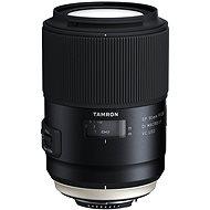 TAMRON AF SP 90 mm f/2,8 Di Macro 1:1 VC USD pre Canon - Objektív