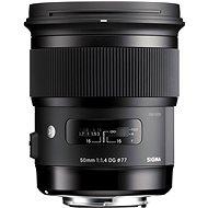 SIGMA 50mm F1.4 DG HSM ART Sigma - Objektív