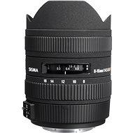 SIGMA 8–16 mm f/4,5–5,6 DC HSM Pentax - Objektív